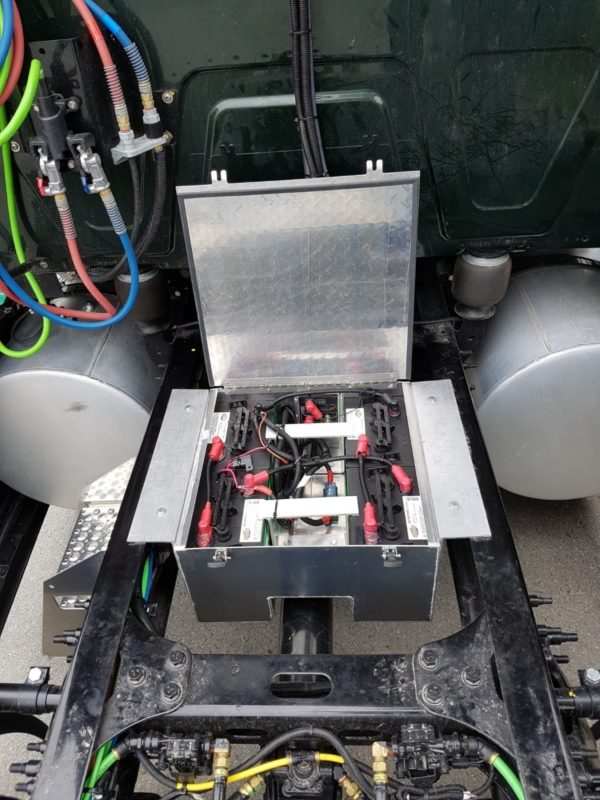 iq – no idle ac unit for trucks with battery box 2