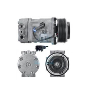 Compressor # 4398 4081 Kenworth OEM# F69-6003-112