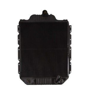 International 4900 7.6 L6, With Oil Cooler Yr: 94-02 Radiator – OEM: 2000986c93