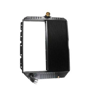International 3800 7.6 L6 W/T Oil Cooler On Grill Side Yr: 94-04 Radiator – OEM: 3s0502530000
