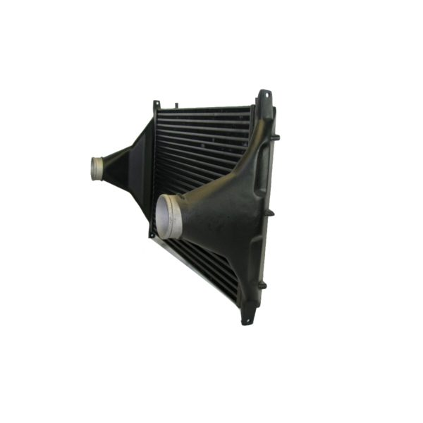 freightliner fld with o.e. plastic tank radiator 93 02 charge air cooler oem 4858000007 2