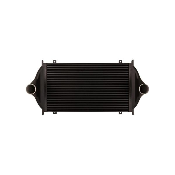 freightliner fld with o.e. plastic tank radiator 93 02 charge air cooler oem 4858000007 4
