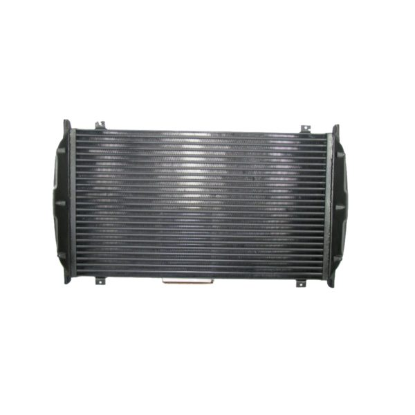 freightliner fld with o.e. plastic tank radiator 93 02 charge air cooler oem 4858000007