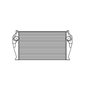 International 5500i, 5600i, 5900i, 7500 Charge Air Cooler OEM: 44ihc9bspl