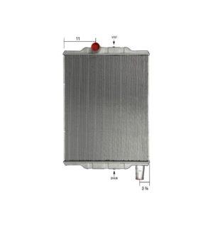 International Prostar / 8600i / 9900i Series 03-10 Radiator- OEM: 2588058c91