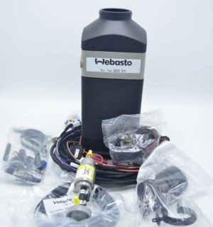 Webasto AT2000STC 12V Diesel Standard Kit