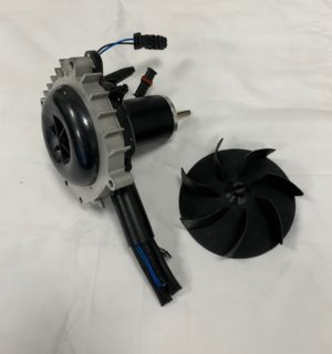BLOWER MOTOR AT2000ST WEBASTO 2 KW AIR 12VDC AFTERMARKET