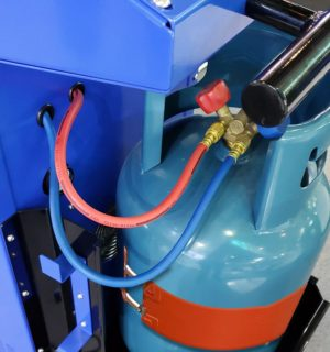 EZ-COOL Fully Automatic AC Charging Machine