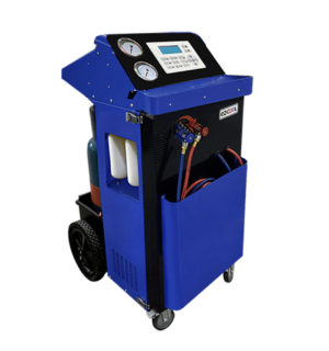 EZ-COOL Fully Automatic AC Charging Machine