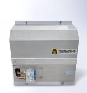 Kenworth Stainless Steel HVAC Box- Heater/AC BoxAssembly